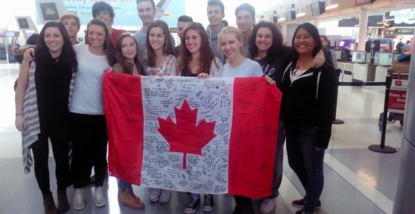 Scambi culturale Canada